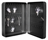 TSS, KC48, Black, Metal Key Cabinet With Cam Lock 48 Key Capacity