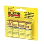 Victor M510 4 Pack Fly Catcher Ribbon