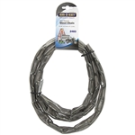 "Em-D-Kay 2483 Vinyl Sleeved 3/16"" x 6' Steel Chain"