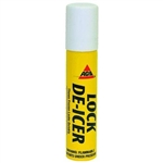 AMERICAN GREASE STICK (AGS), MZ-3, 5/8 Oz Aero Lock De-Icer Mz Oils & Lubricants, Push In Injector
