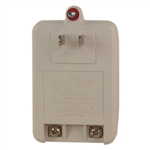 Lee Electric PI1620 White 16.5VAC Plug In Type Class 2 Transformer With 20VA With LED