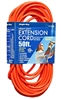 Bright Way Heavy Duty 100' 14/3 Orange Ext Cord 02 Standard Indoor/Outdoor Cord