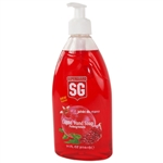 Safeguard 820 Pomegranate Liquid Hand Soap 14 Fl Oz With Pump