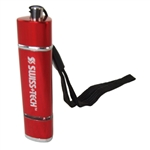 Swiss Tech ST501AX Mini Stretch LED Flashlight (Assorted Color Red Or Blue)