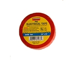 "Tuff Stuff Tape Red 3/4"" X 60' PVC Electrical Tape UL Listed"