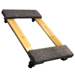 "Tuff Stuff TSHFD Furniture Dolly 16-1/2"" x 30-1/2"" With 3"" Swivel Casters"