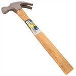 Tuff Stuff 90008 Ladies 8 OZ Claw Hammer With Wood Handle, 8 oz. hammer head, light and good strength. Good design for Do It Yourself at home. Very good price with good quality.