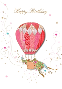 2255 BD Hot air balloon (Hand Made)