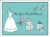 4521 WS Bridal items