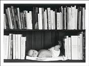 4620 NB Bookcase baby
