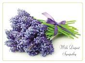 5444 SY Muscari bouquet