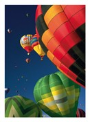 6428 TY Hot air balloons