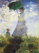 MONET Woman with a Parasol (6786)
