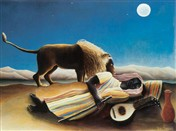 ROUSSEAU The Sleeping Gypsy (6811)