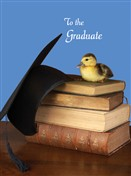 8827 GD Cap & duck on books