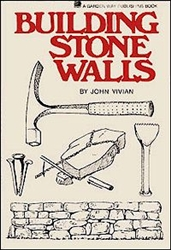 Garden & Building How-To Books: Building Stone Walls