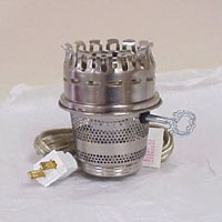 Emergency Lighting Supplies - Aladdin Nickel Burner