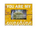 You Are My Sunshine Picture Frame - Home Décor & Accessories