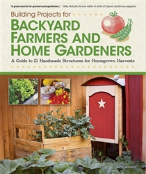 Book: Building Projects For Backyard Farmers & Home Gardeners