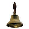Farm & Self-Sufficiency Bells - Bell Brass Hand Bell (4 inch)