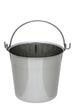 Dairy, Cheesemaking & Goat Supplies - Stainless Steel Pail (6 quart)