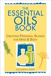 Country Living How-To Books: Essential Oils Book