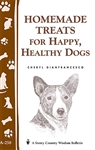 Animal Bulletins by Storey: Homemade Treats for Happy, Healthy Dogs