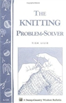 Country Living Bulletins by Storey: Knitting Problem-Solver