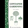 Gardening How-To Book: Container Gardening