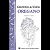 Growing and Using Oregano