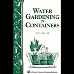 Gardening How-To Book: Water Gardening in Containers