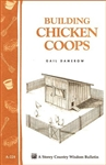 Building Bulletins by Storey: Building Chicken Coops