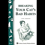 Farm & Animal How-To Books: Breaking Your Cats Bad Habits