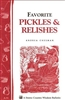 Cooking Bulletins by Storey: Favourite Pickles and Relishes