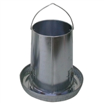 Poultry Farm Equipment - Galvanized Steel Hanging Feeder