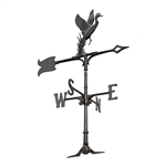 Mallard Duck Weathervane - Outdoor Ornamental Weather Vane