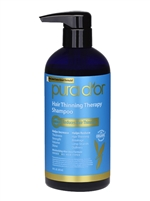 Hair Loss Shampoo / Blue Label -- Pura D'or
