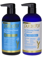 Shampoo & Conditioner / Blue Label -- Pura D'or