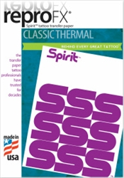 "Thermal Copier Paper 8 1/2"" x 11"" (PACK OF 10)"