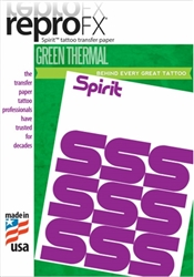 "Green Thermal Copier Paper 8 1/2"" x 11"" (PACK OF 10)"
