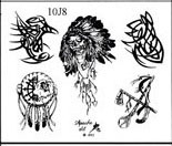 Apache Jil SET 10 / SHEET 8