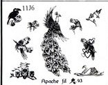 Apache Jil SET 11 / SHEET 6