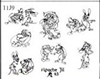 Apache Jil SET 11 / SHEET 9