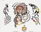 Apache Jil SET 15 / SHEET 9