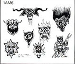 Alan Matthews Flash SHEET 6