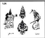 Apache Jil SET 1 / SHEET 4