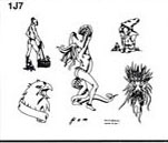 Apache Jil SET 1 / SHEET 7