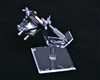 1 Tattoo Machine Clear Plastic Holder