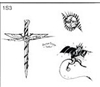 Surkov Tattoo Flash SET 1 / SHEET 3