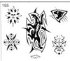 Surkov Tattoo Flash SET 1 / SHEET 5